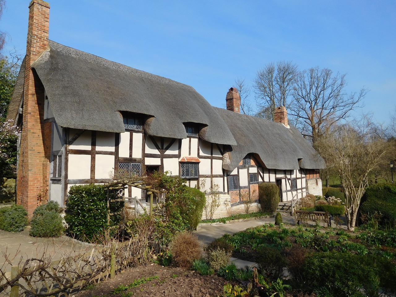 Mary Arden's cottage, Stratford Upon Avon